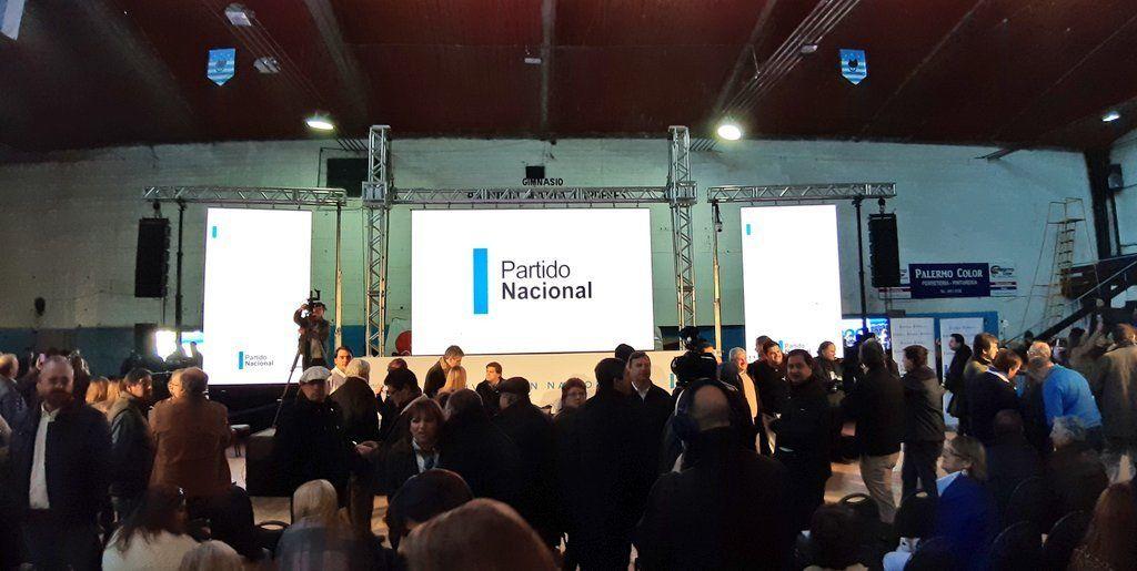 Foto: Twitter Partido Nacional (@PNACIONAL)