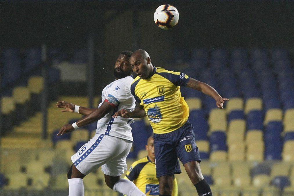 El uruguayo Alexis Rolín acusó a un árbitro de racismo en la liga chilena