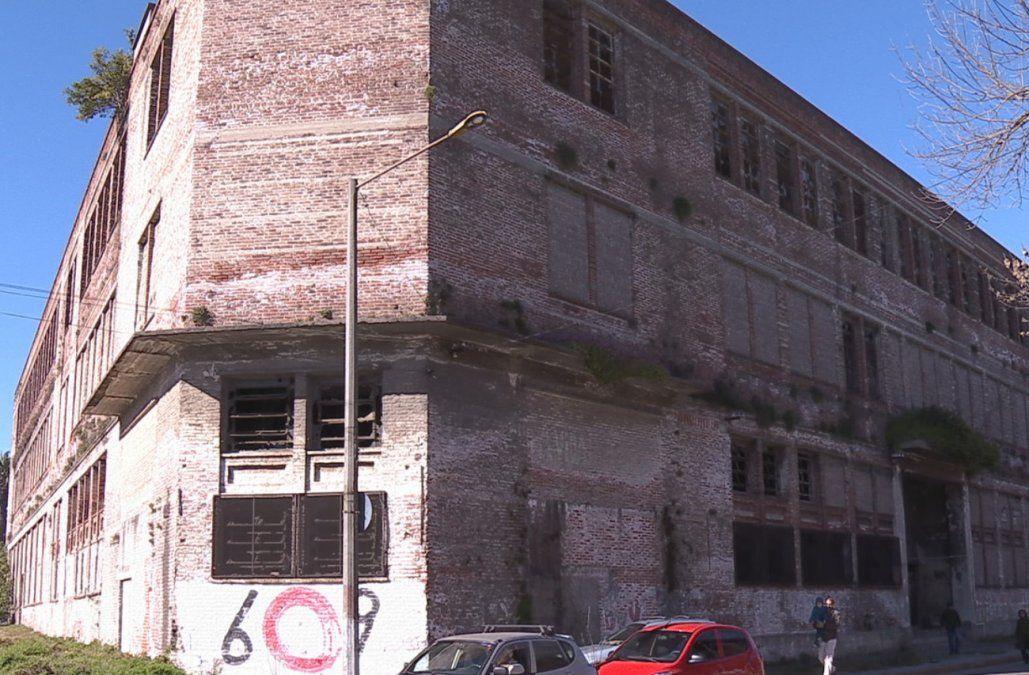 Construirán viviendas, centro CAIF y centro MEC en la ex fábrica La Aurora