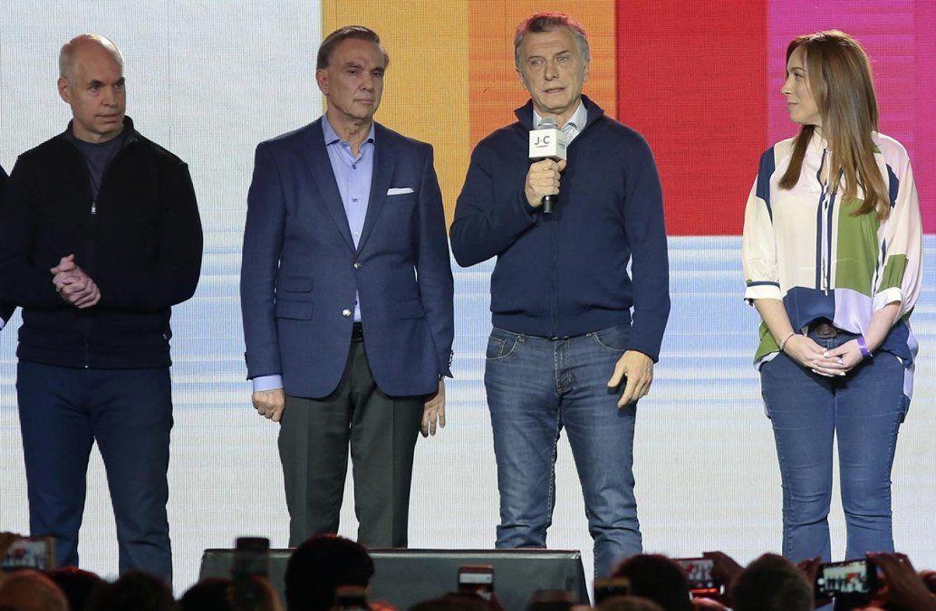 Macri: Hemos tenido una mala elección y eso nos obliga a redoblar esfuerzos