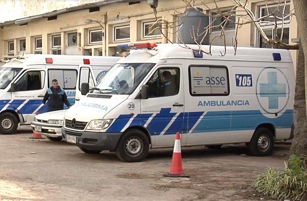 Ambulancias vuelven a ingresar al barrio 40 Semanas tras asalto a chofer y enfermera