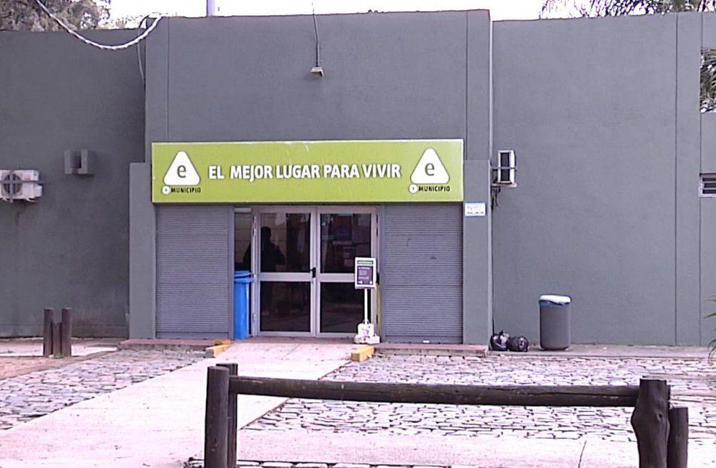 Delincuentes robaron varios aparatos electrónicos en el Municipio E de Carrasco