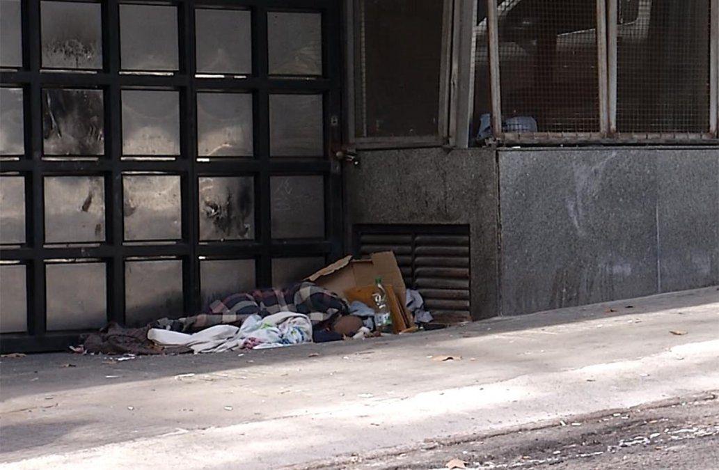 Adolescente en situación de calle fue ingresado a un centro de INAU