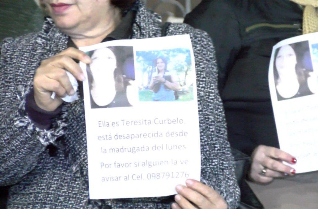 Piden ayuda para encontrar a Teresita Curbelo, desaparecida hace más de una semana