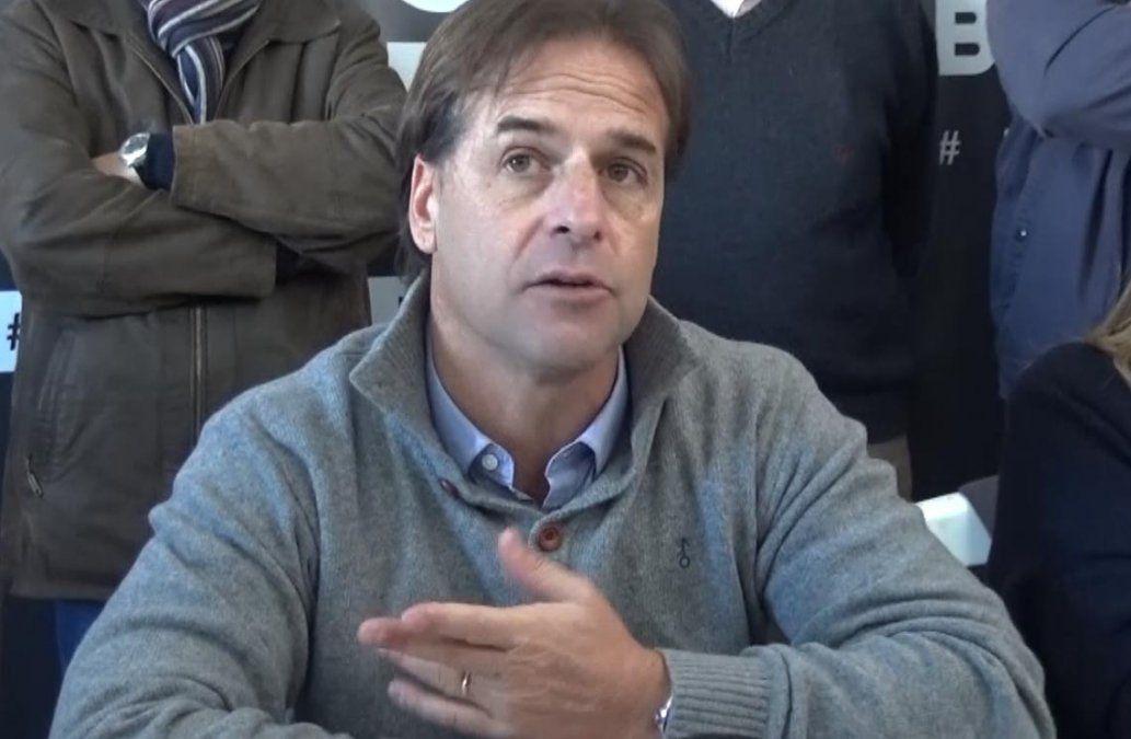 Lacalle Pou, Talvi y Daniel Martínez opinaron sobre la situación de Argentina