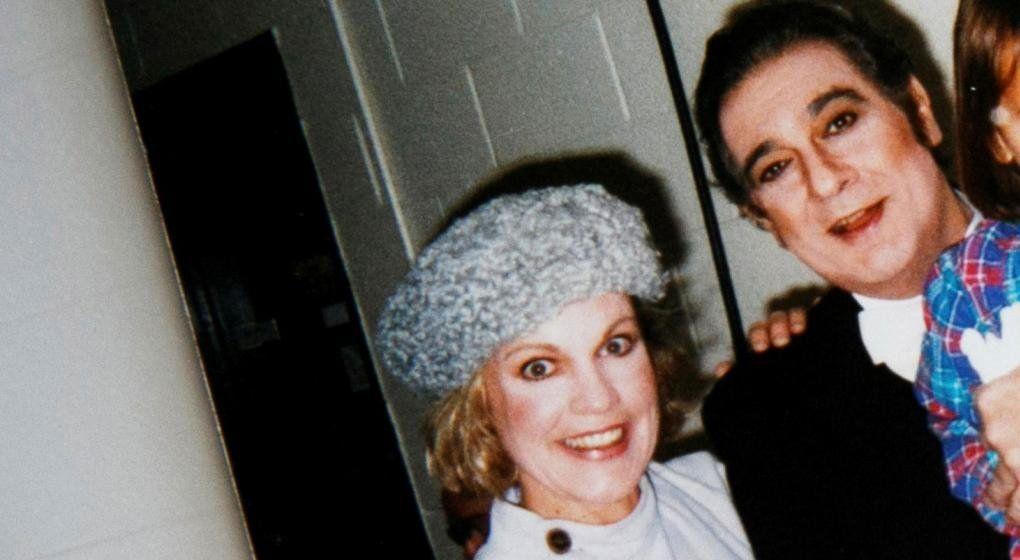Wulf y Domingo en los 80