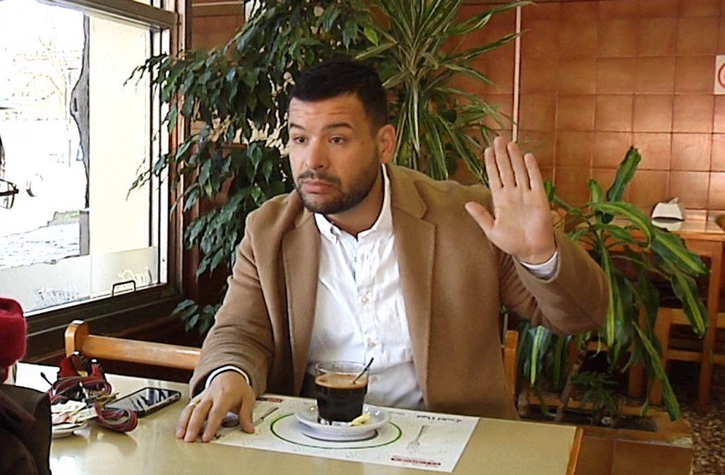 El Gucci acusa a Martínez de doble discurso y denuncia a Fabiana Goyeneche por difamación