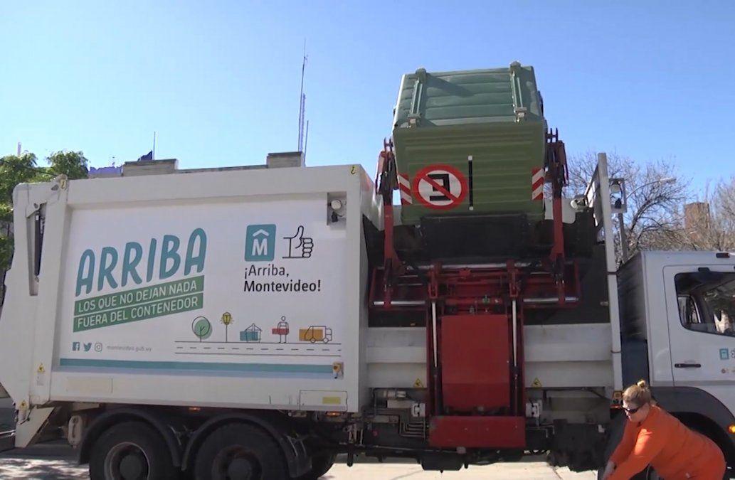 Intendencia intervino en Limpieza e investiga si hay boicot a camiones de recolección
