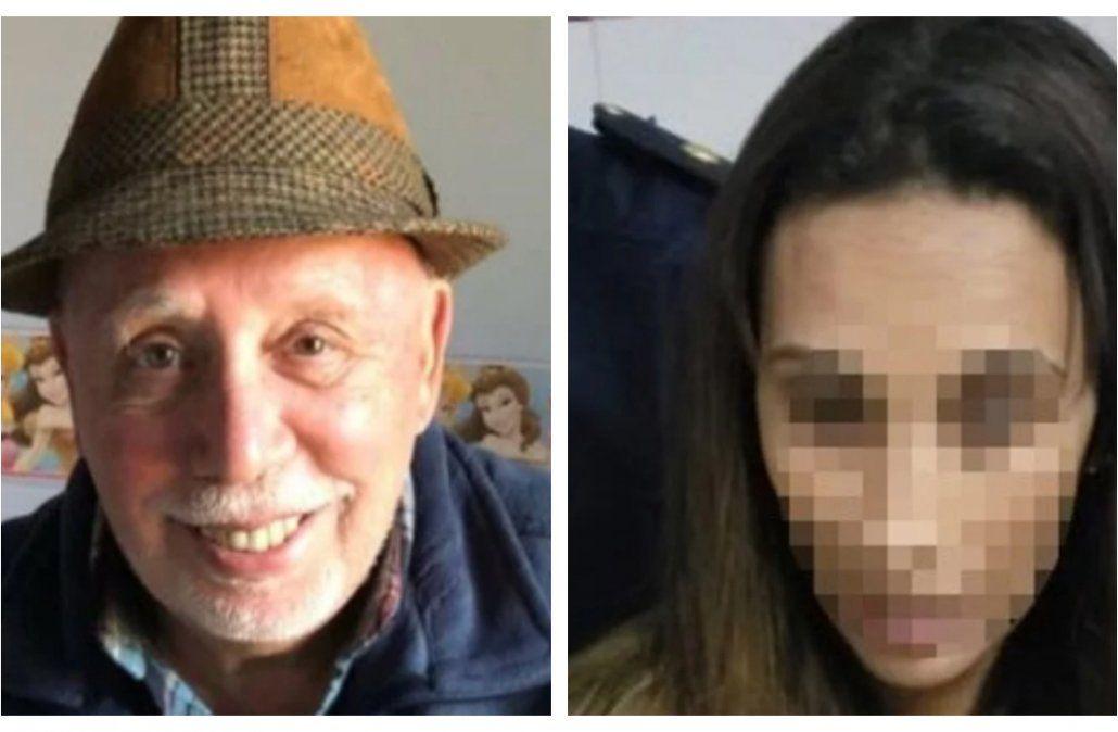 Nisbaum y su esposa