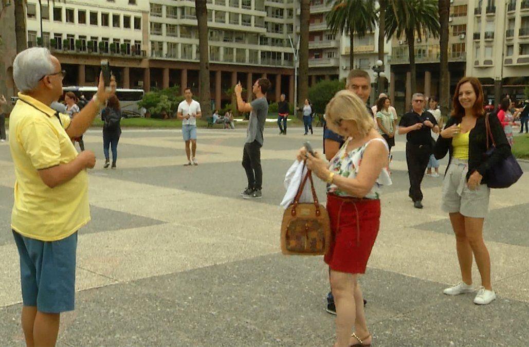 Dos de cada 10.000 turistas fueron víctimas de delito en Uruguay, según informe oficial