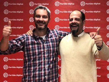 Partido Digital sin fórmula presidencial: no lograron los votos necesarios