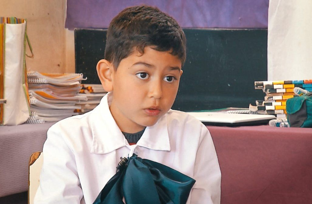 Siete pequeños uruguayos cuentan grandes historias en el Día del Niño