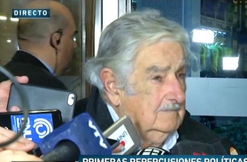 Mujica y Sanguinetti expresaron su apoyo y deseo de recuperación al Presidente Vázquez