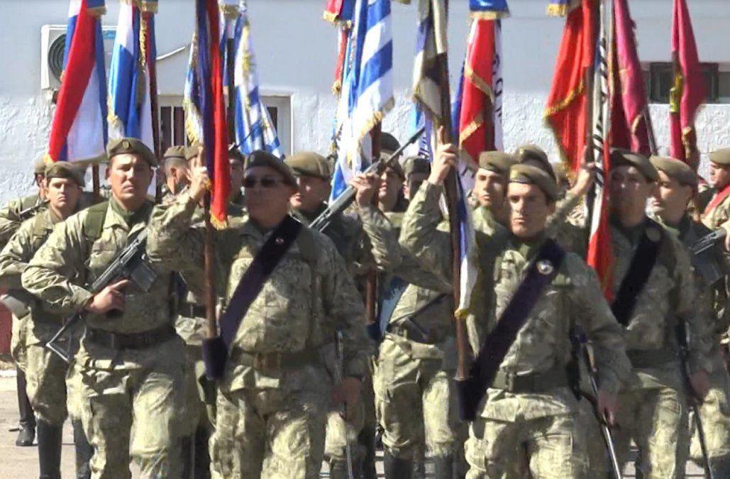 Feola aclaró que actividad política del Ejército fue informativa sobre referéndum por Ley Trans