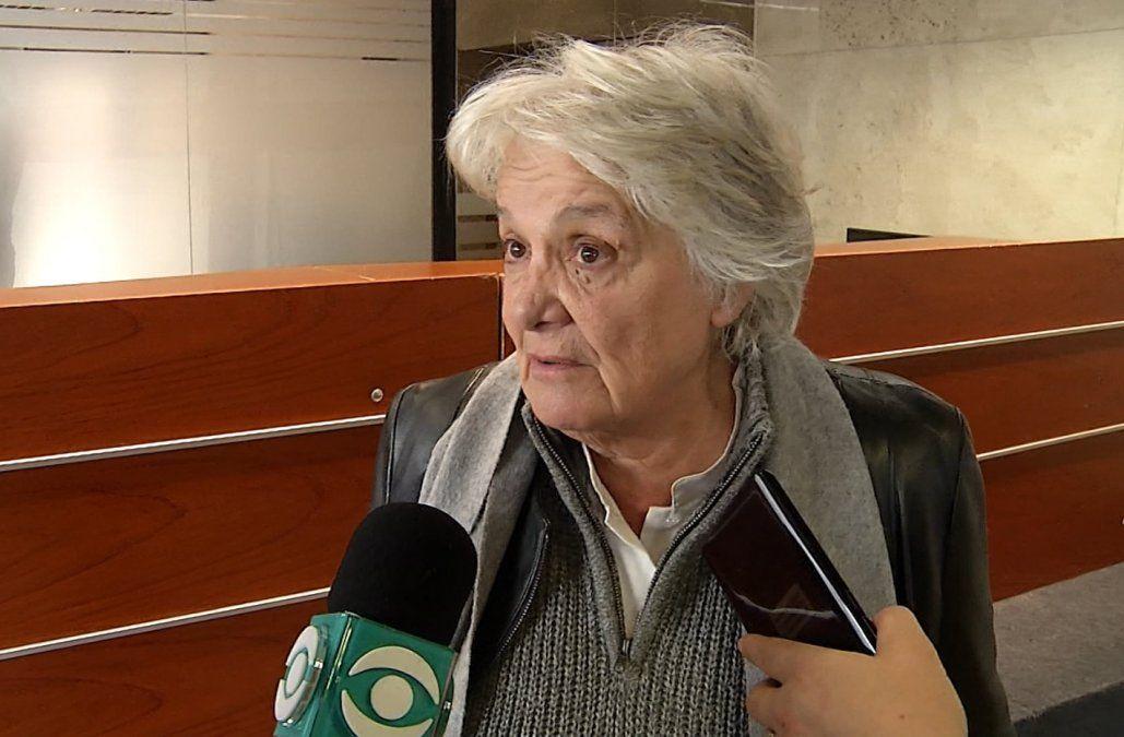 Topolansky aseguró que todo el gobierno seguirá trabajando con normalidad