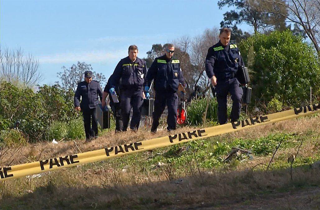 Encontraron un cuerpo desmembrado y prendido fuego en el Marconi
