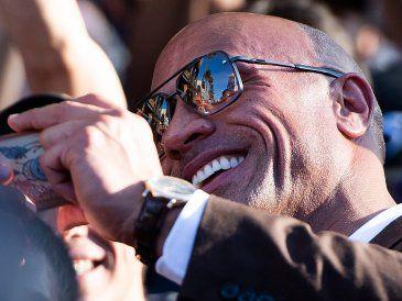 """Dwayne """"La Roca"""" Johnson volvió al tope de los actores mejor pagos"""