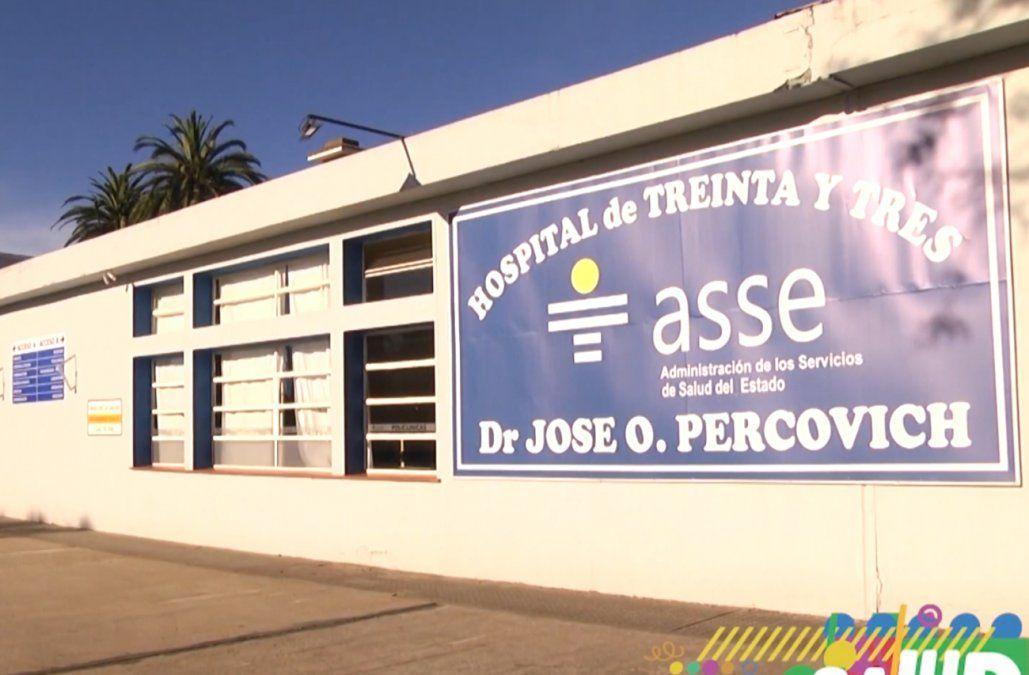 Destituyen a la plana mayor del Hospital de Treinta y Tres por desvíos de fondos