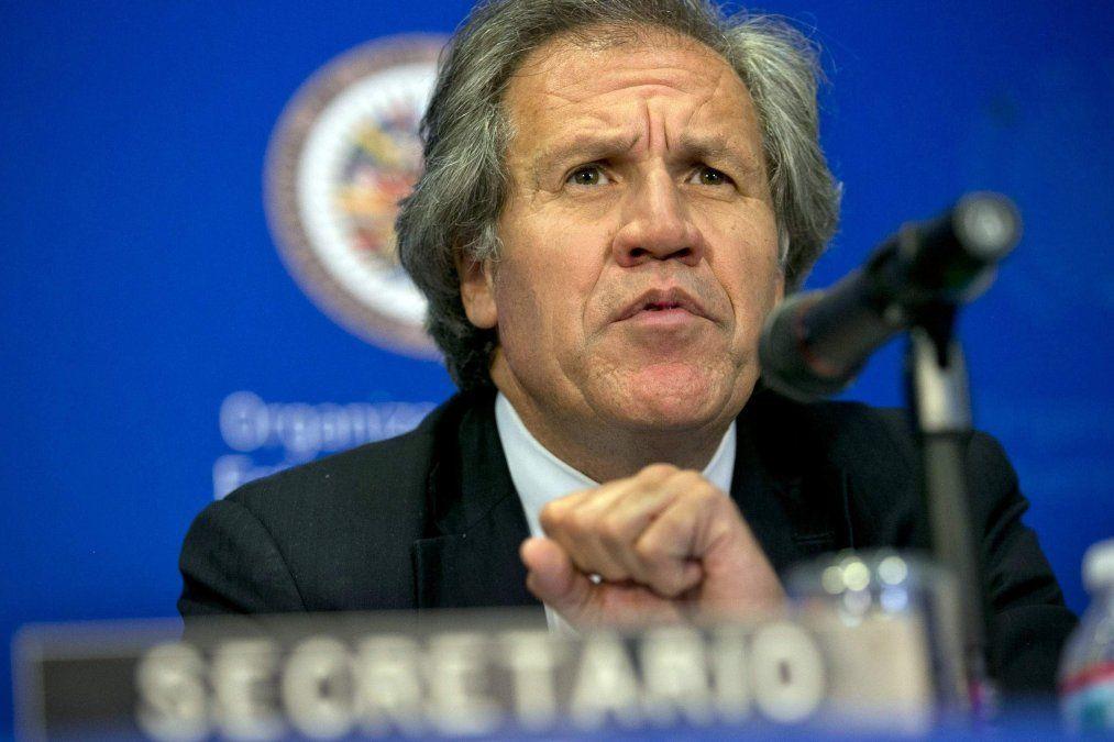 Tabaré Vázquez sugiere buscar alternativas a Almagro como secretario general de OEA