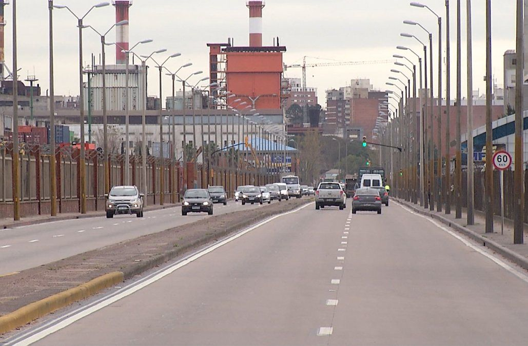 Dos personas murieron en accidentes de tránsito este sábado en Montevideo
