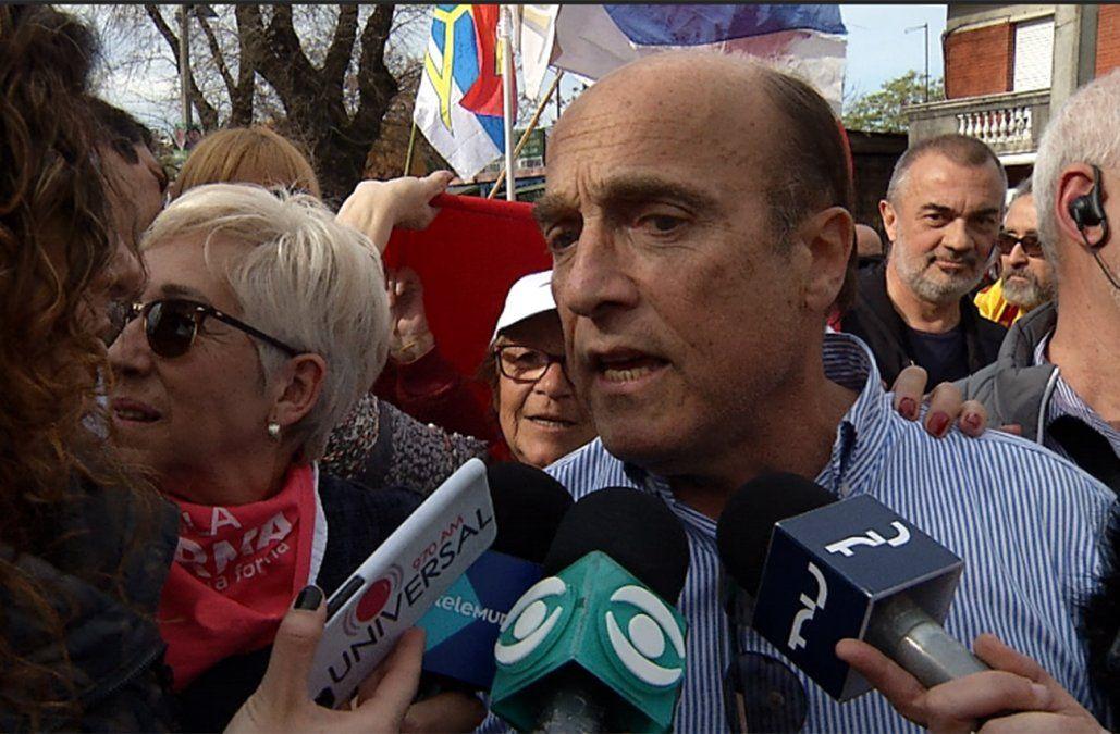 Martínez: la oposición tiene un proyecto conservador y una visión neoliberal