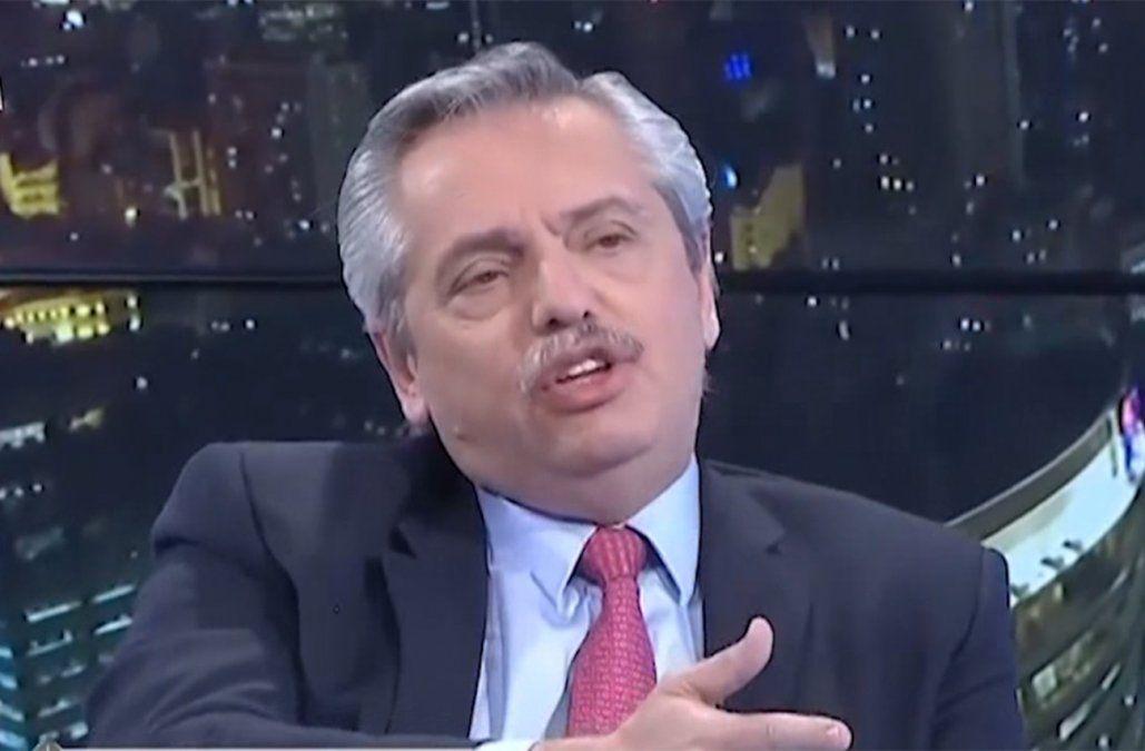 Alberto Fernández: la plata de la corrupción venezolana iba a ser depositada en Uruguay