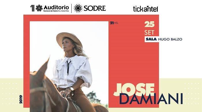 Viviendo hoy: el primer disco de Jose Damiani
