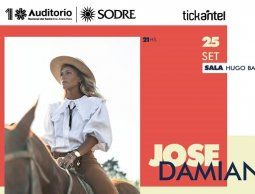 """""""Viviendo hoy"""": el primer disco de Jose Damiani"""