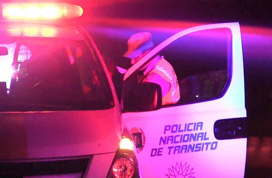 Un hombre murió tras ser atropellado por una camioneta en ruta 9