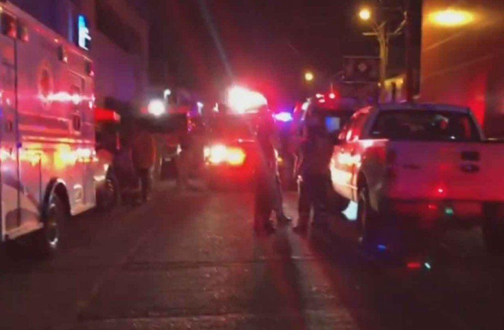 23 muertos en incendio en un bar del este de México que es investigado como un ataque