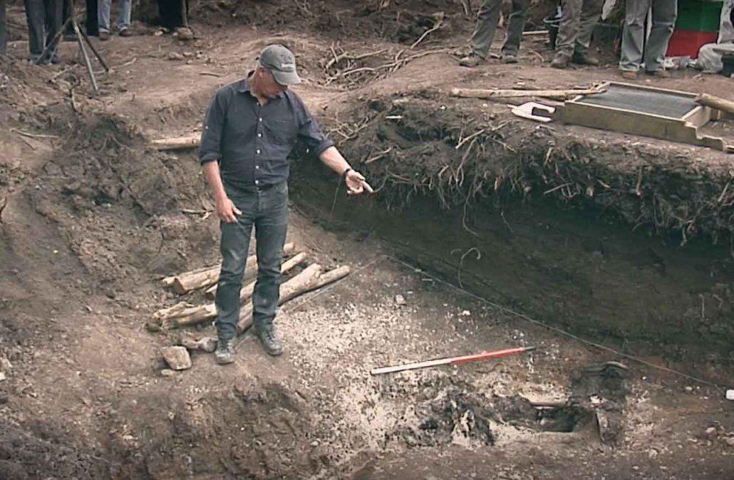 Desde 2005 las excavaciones hallaron restos de cuatro desaparecidos