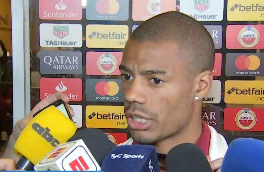 Nicolás de la Cruz quedó en libertad y jugará con River frente a Cerro Porteño