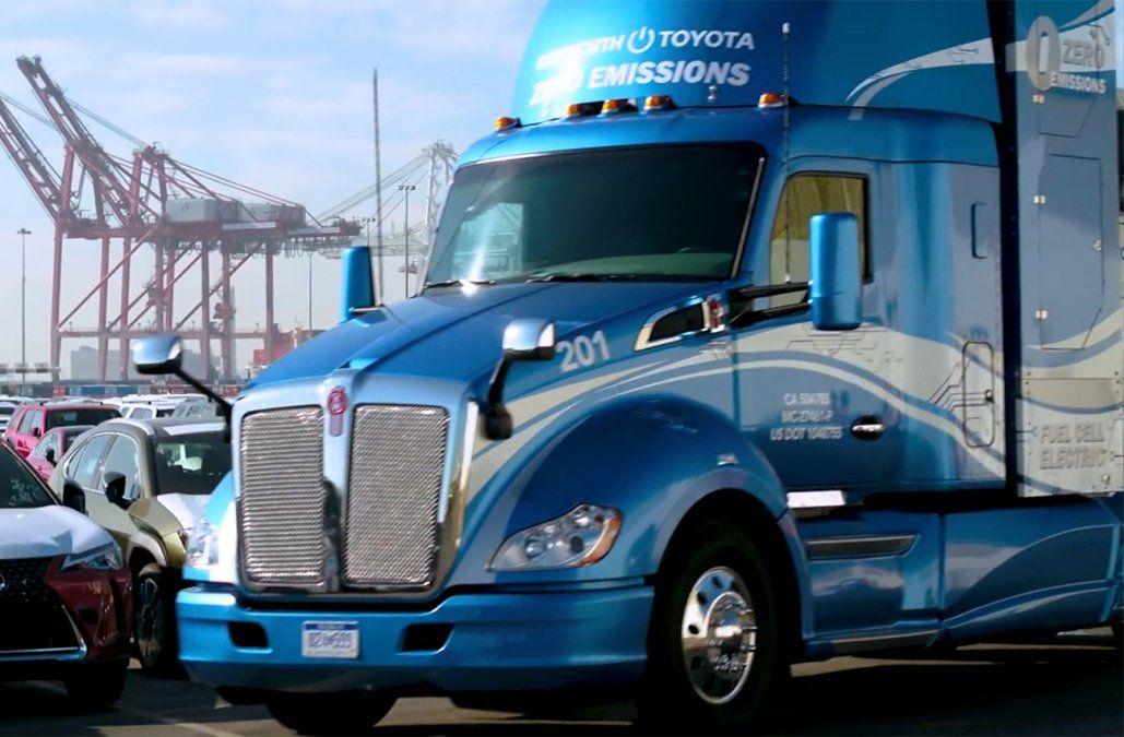 Ancap apuesta a producir hidrógeno para abastecer a camiones y ómnibus