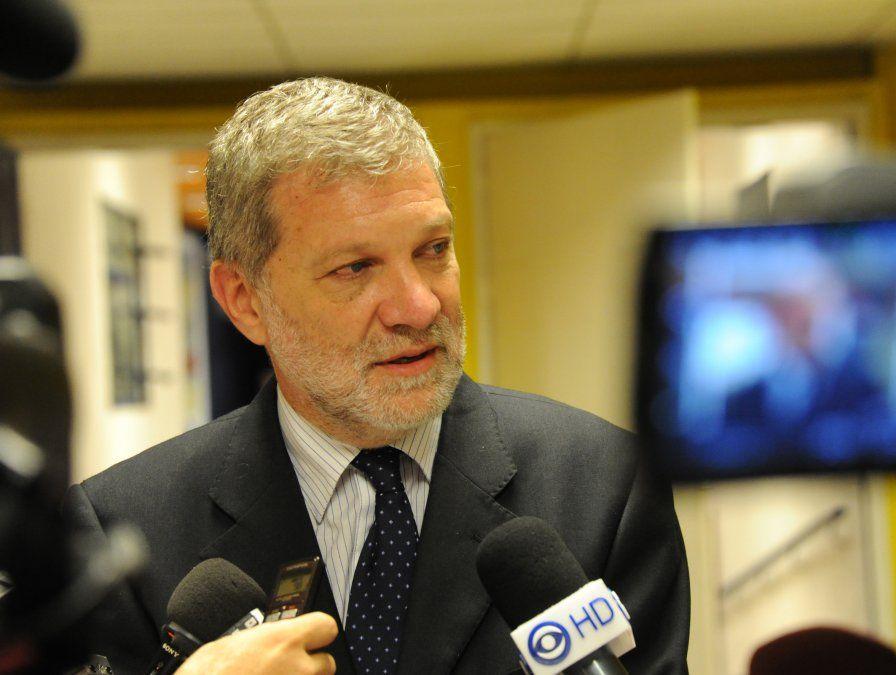Kreimerman en sus tiempos como ministro