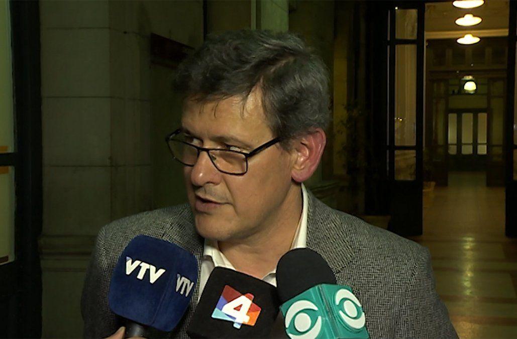 Díaz sobre el caso de Ciudad del Plata: Si hubo errores, fueron de todas las partes