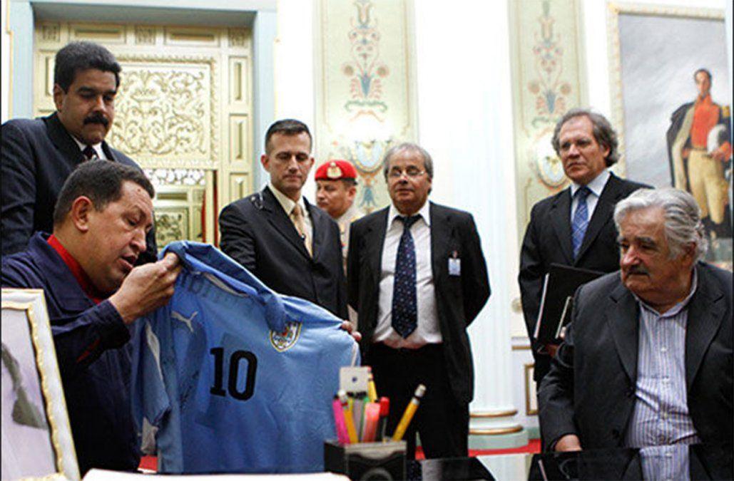 Foto: (Presidencia de Venezuela). Chávez