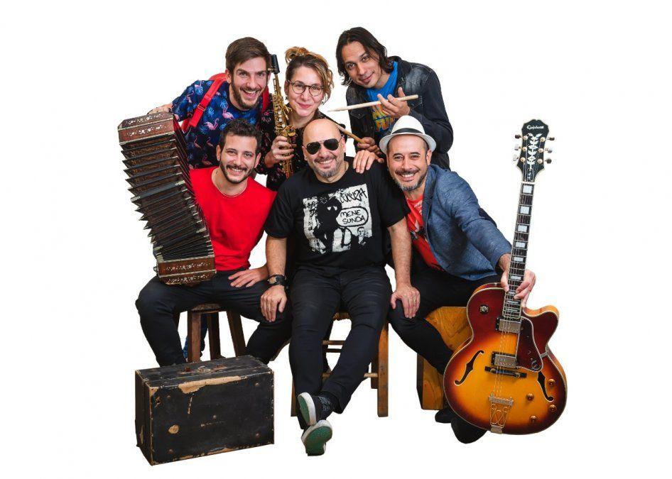 Amores Tangos vuelve a Uruguay con Cucuza Castiello como cantante invitado