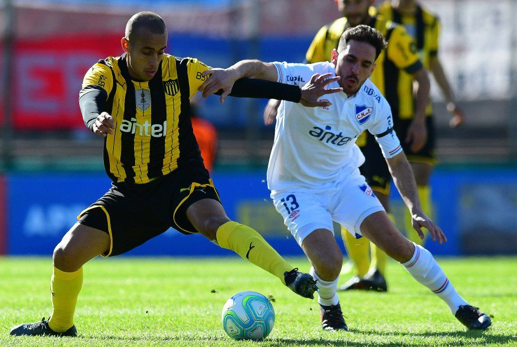 Image result for nacional 3 peñarol 0