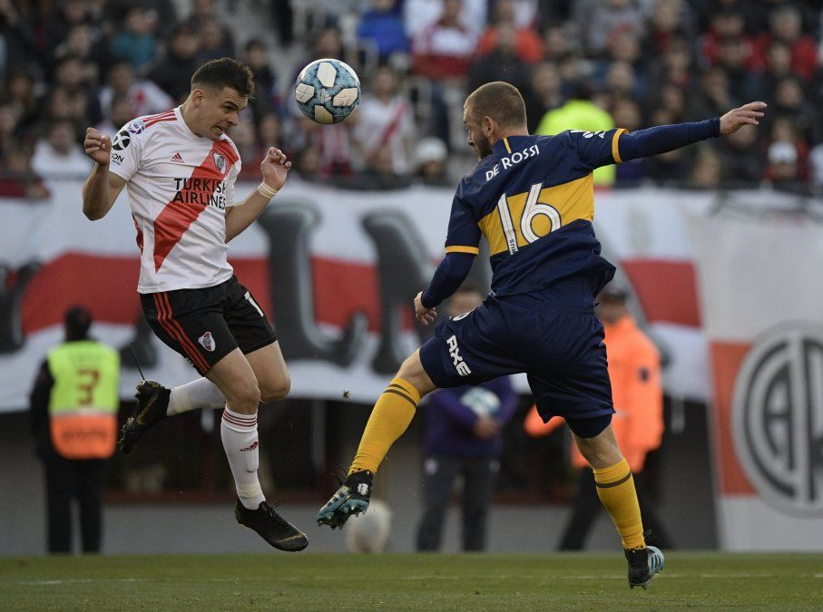 River y Boca igualaron 0-0 en deslucido superclásico argentino
