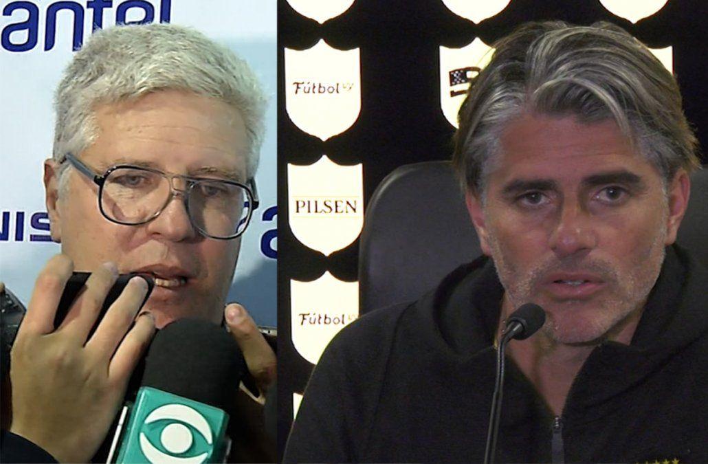 Diego López: El tercer gol nos liquidó, más que nada anímicamente