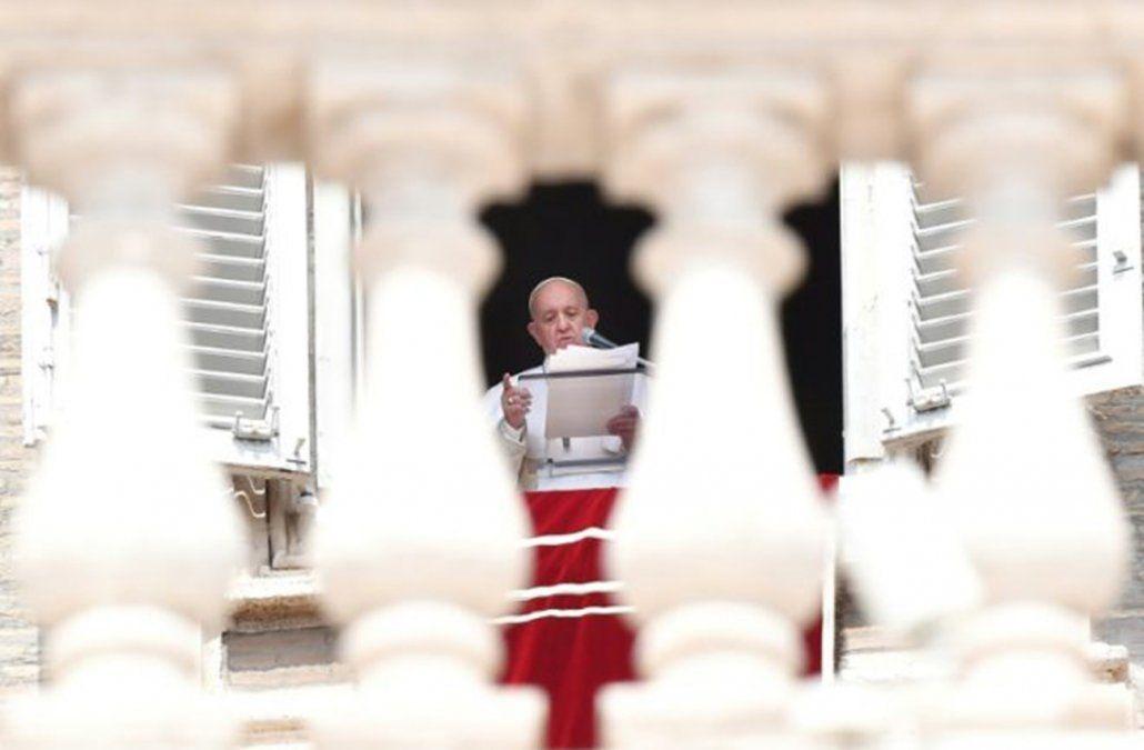 Eutanasia tiene una visión utilitarista de la persona, dijo el papa Francisco
