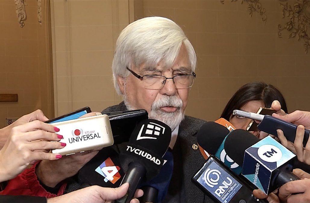 Bonomi: Narcotraficantes aparecieron en Uruguay hace mucho tiempo, no dos años