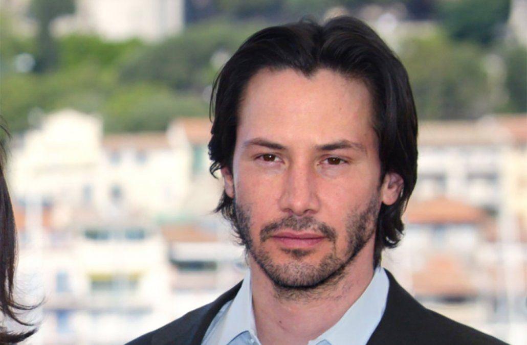 Keanu Reeves grabará en Plaza Independencia escenas de su serie para Netflix