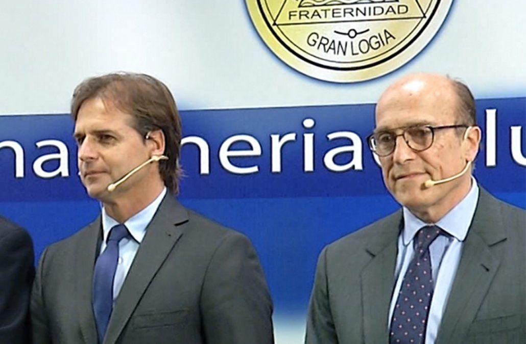 Debate entre Daniel Martínez y Lacalle Pou se haría el martes 1 de octubre