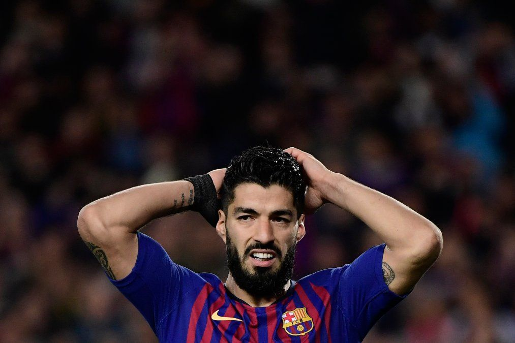 En San Lorenzo se preguntan si Suárez estaría dispuesto a cambiar de camiseta aunque no de colores
