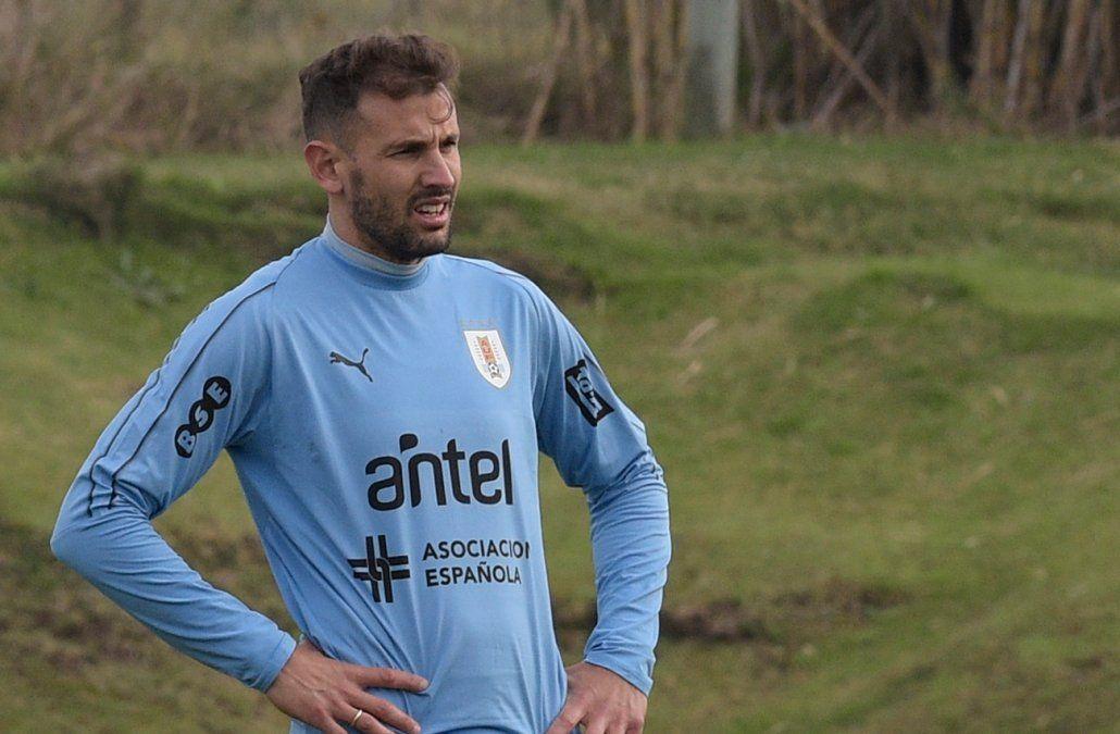 Stuani acaba de renovar con el Girona hasta 2022. Esta temporada el club jugará en segunda división.