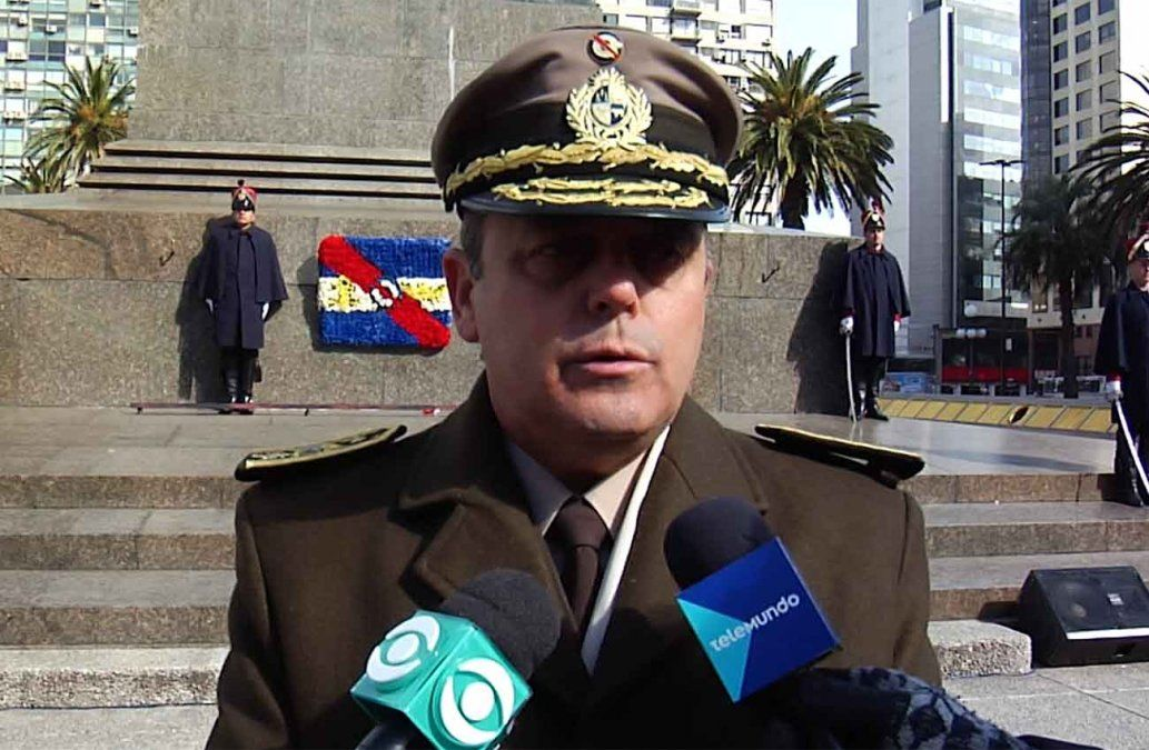 Comandante Feola: Una vez que se encuentren todos los desaparecidos, podemos poner punto final