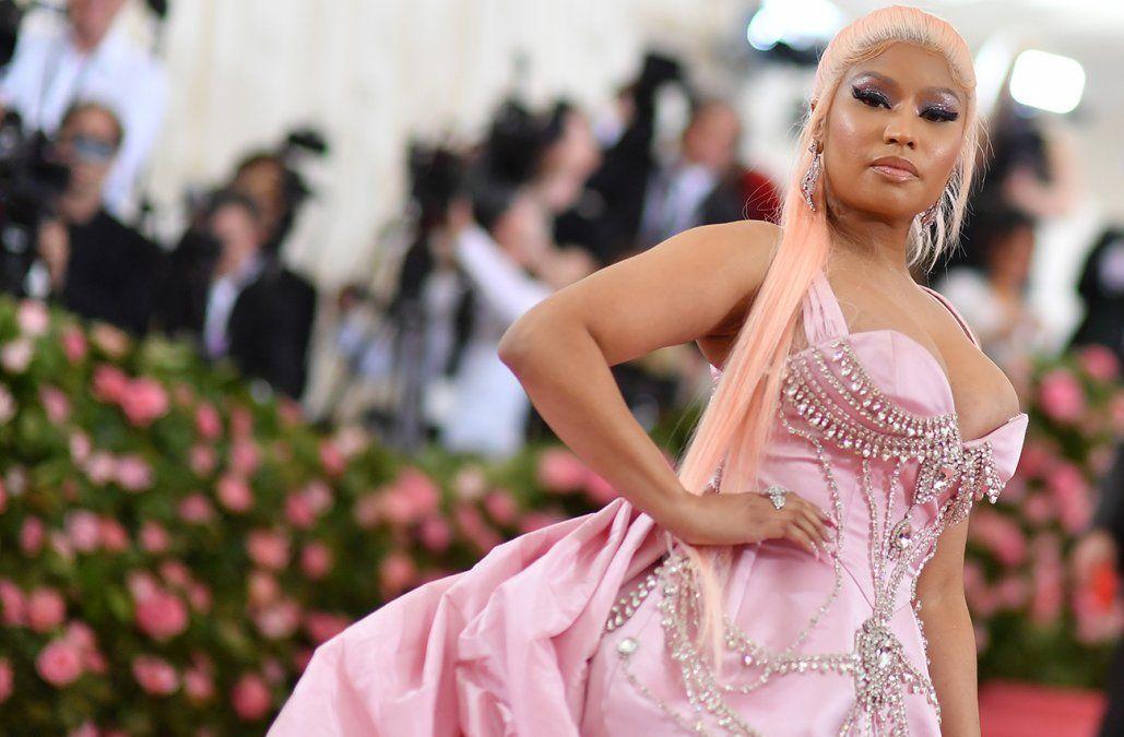 Nicki Minaj anunció su retiro de la música para centrarse en su familia