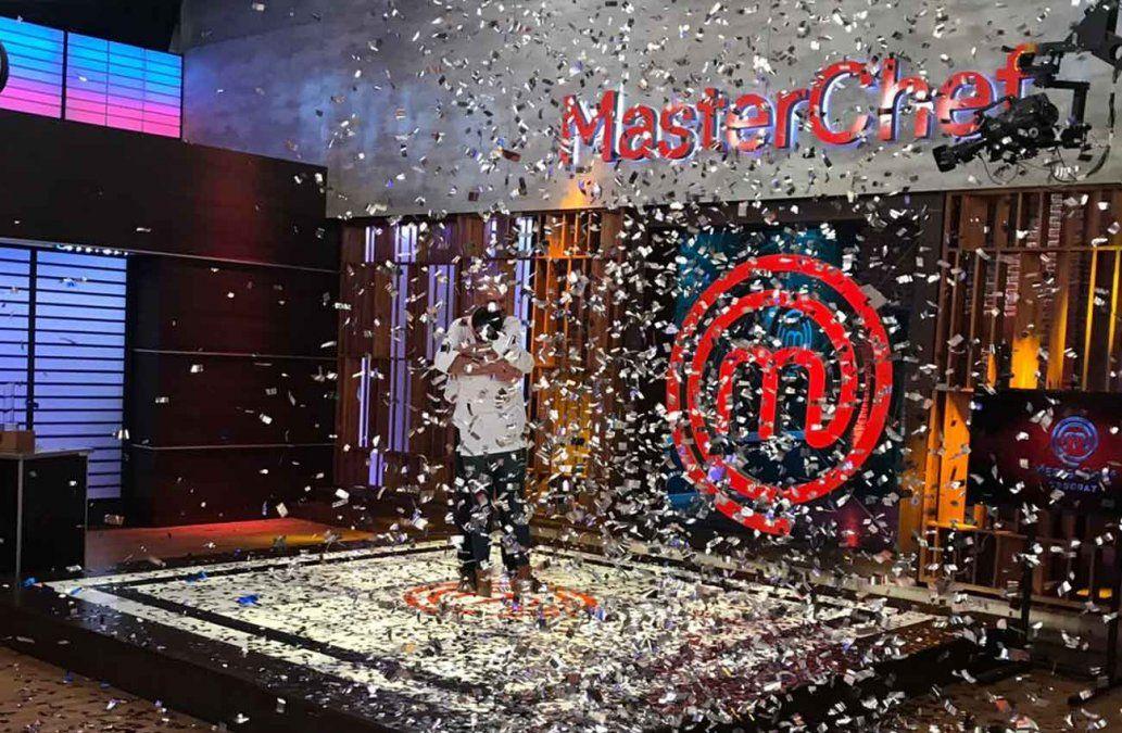 ¡Natalia se coronó como la nueva ganadora de MasterChef!