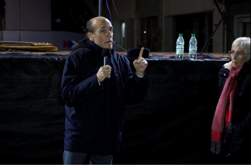Martínez prometió crear 200 centros educativos en los primeros dos años de gestión